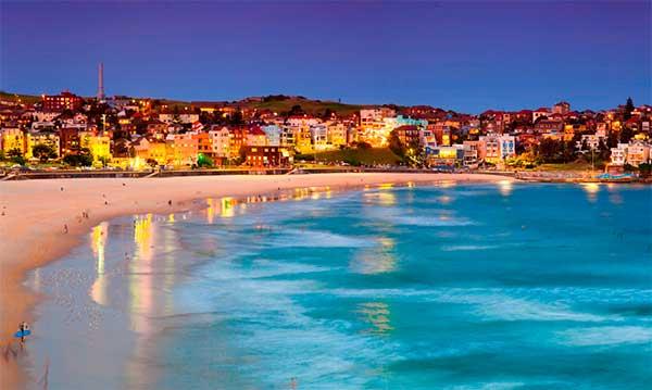 Пляж Бонди, Австралия